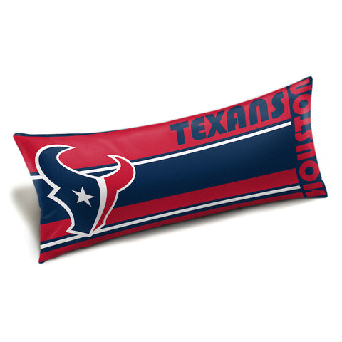 Houston Texans Body Pillow