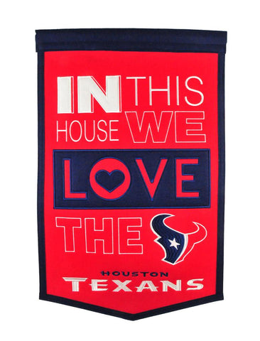 Houston Texans Home Banner