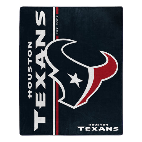 Houston Texans Jersey Blanket