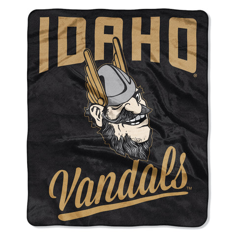 NCAA Idaho Vandals 50 x 60 Alumni Raschel Throw Blanket - Bed, Bath, And My Team