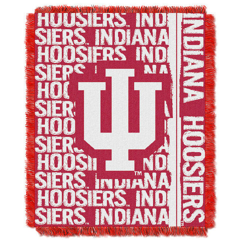NCAA Indiana Hoosiers Woven Decorative Tapestry - Bed, Bath, And My Team