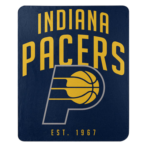 Indiana Pacers Fleece Throw