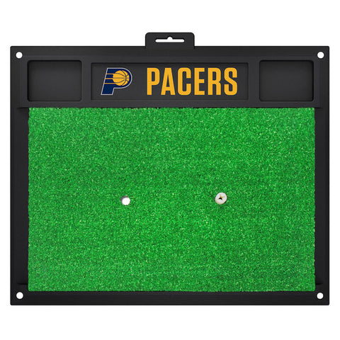 Indiana Pacers Golf Ball Hitting Mat