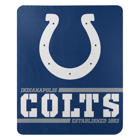 Indianapolis Colts Fleece Throw