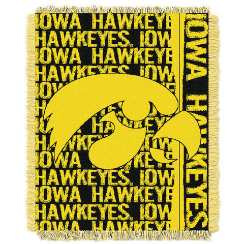 NCAA Iowa Hawkeyes Woven Decorative Tapestry - Bed, Bath, And My Team
