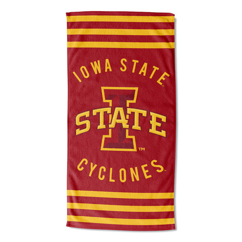 NCAA Iowa State Cyclones Beach Towel - Bed, Bath, And My Team