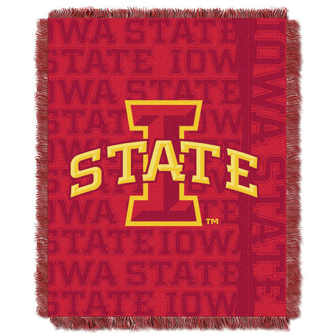 NCAA Iowa State Cyclones Woven Decorative Tapestry - Bed, Bath, And My Team