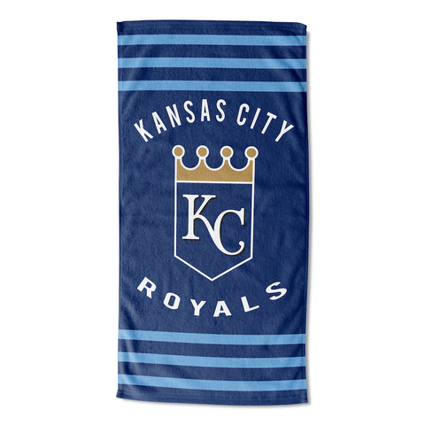 MLB Kansas City Royals Beach Towel - Bed, Bath, And My Team