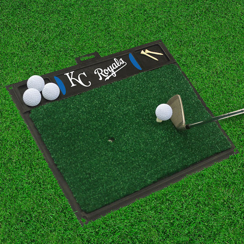 MLB Kansas City Royals Golf Hitting Mat - Bed, Bath, And My Team