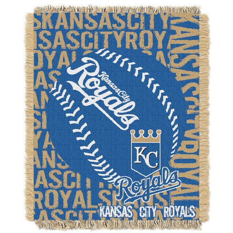 Kansas City Royals Woven Tapestry
