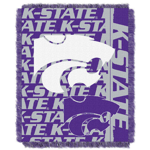 NCAA Kansas State Wildcats Woven Decorative Tapestry - Bed, Bath, And My Team