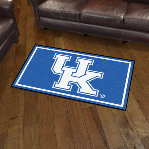 NCAA Kentucky Wildcats 3 X 5 Ft. Plush Area Rug - Bed, Bath, And My Team