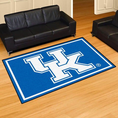 NCAA Kentucky Wildcats 5 X 8 Ft. Area Rug - Bed, Bath, And My Team