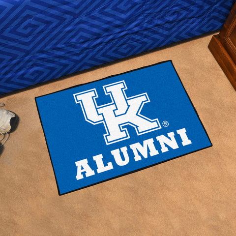 NCAA Kentucky Wildcats ALUMNI Starter Rug - Bed, Bath, And My Team