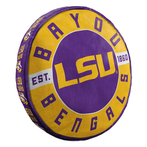 NCAA LSU Tigers Cloud Travel Pillow - Bed, Bath, And My Team