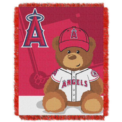 Los Angeles Angels Baby Blanket