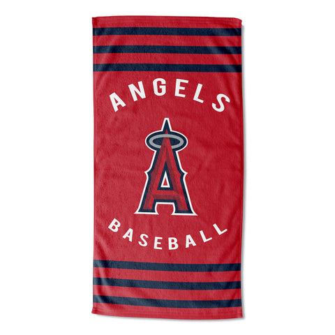 Los Angeles Angels Beach Towel
