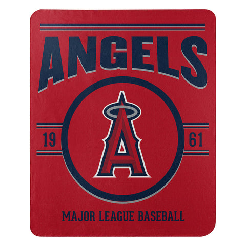 Los Angeles Angels Fleece Throw