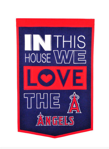 Los Angeles Angels Home Banner