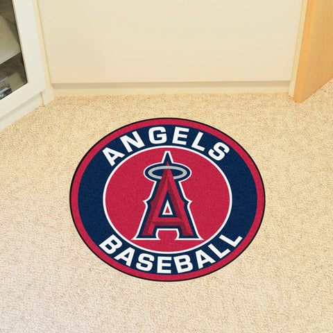 Los Angeles Angels Roundel Mat