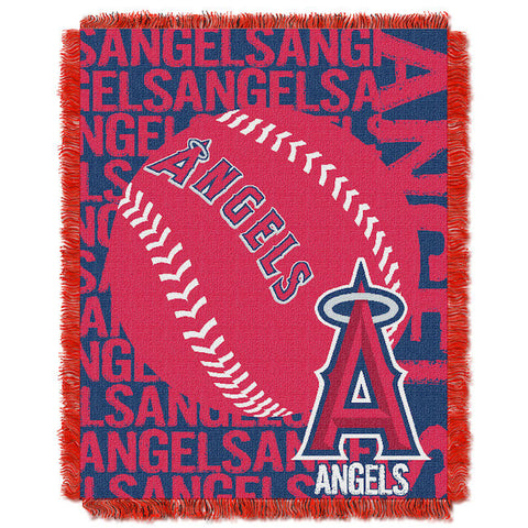 Los Angeles Angels Woven Tapestry