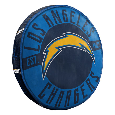 Los Angeles Chargers Cloud Pillow