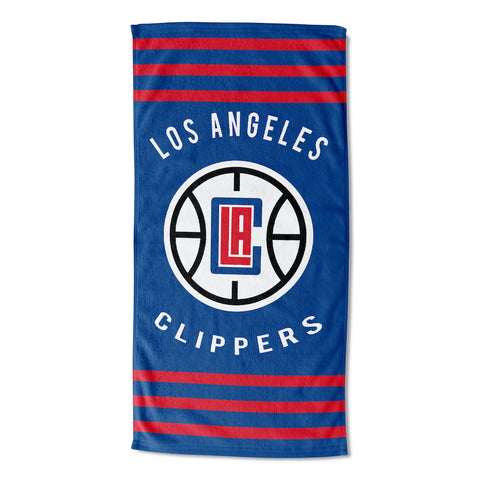 Los Angeles Clippers Beach Towel