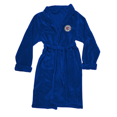 Los Angeles Clippers Bath Robe Mens