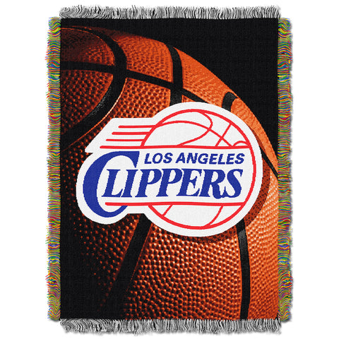 Los Angeles Clippers Photo Real Tapestry