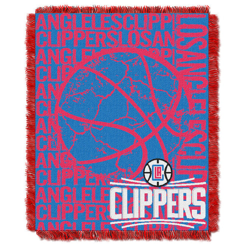 Los Angeles Clippers Woven Tapestry