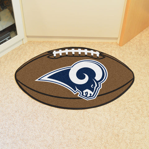 Los Angeles Rams Football Mat