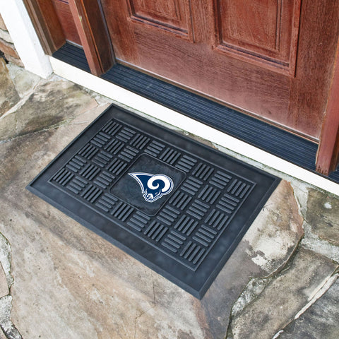 Los Angeles Rams Medallion Doormat