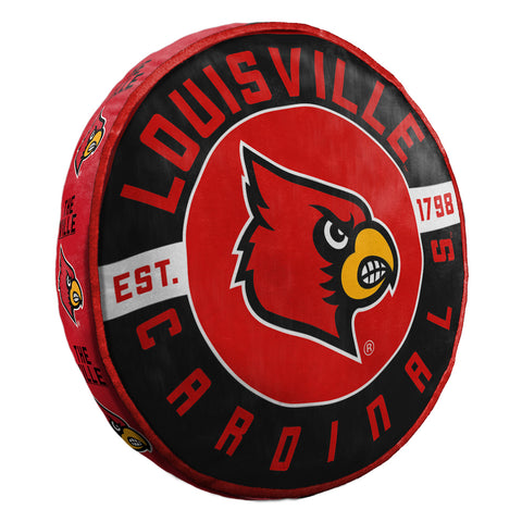 NCAA Louisville Cardinals Cloud Travel Pillow - Bed, Bath, And My Team