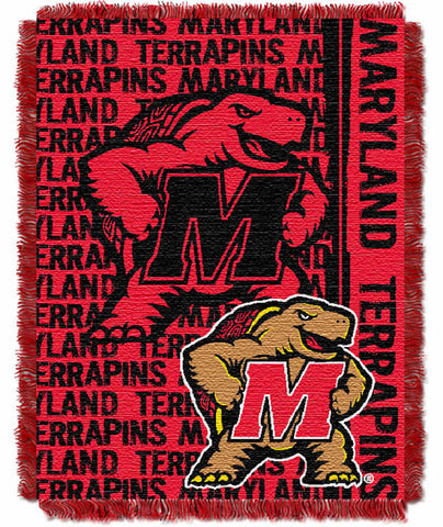 NCAA Maryland Terrapins Woven Decorative Tapestry - Bed, Bath, And My Team
