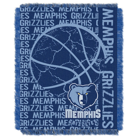 Memphis Grizzlies Woven Tapestry
