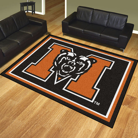 NCAA Mercer Bears 8 X 10 Ft. Area Rug - Bed, Bath, And My Team
