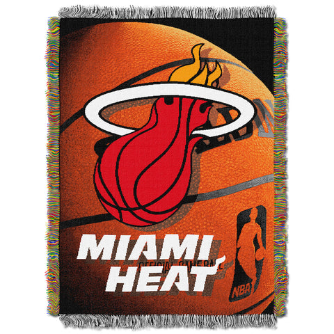 Miami Heat Photo Real Tapestry