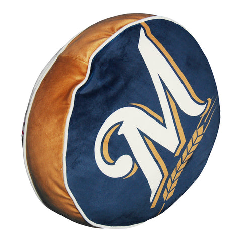 Milwaukee Brewers Cloud Pillow