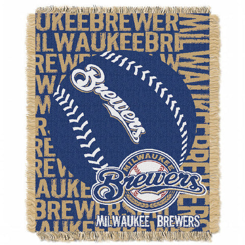 Milwaukee Brewers Woven Tapestry