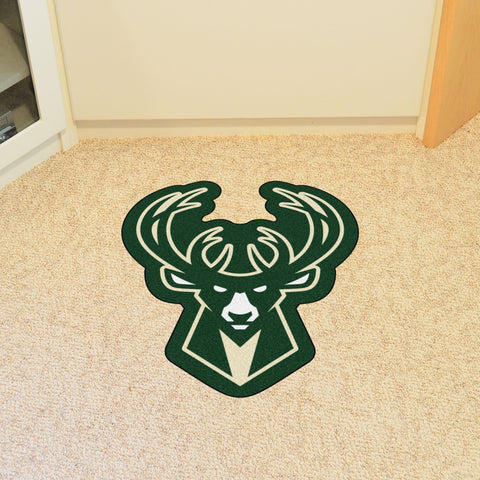 Milwaukee Bucks Mascot Mat