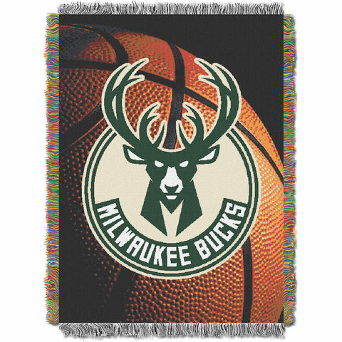 Milwaukee Bucks Photo Real Tapestry