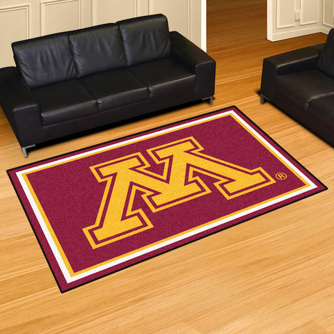 NCAA Minnesota Golden Gophers 5 X 8 Ft. Area Rug - Bed, Bath, And My Team