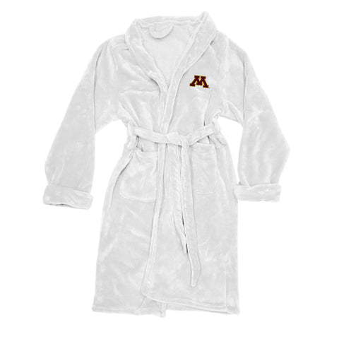 NCAA Minnesota Golden Gophers Silk Touch Mens Bath Robe - Bed, Bath, And My Team