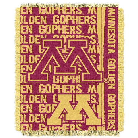 NCAA Minnesota Golden Gophers Woven Decorative Tapestry - Bed, Bath, And My Team