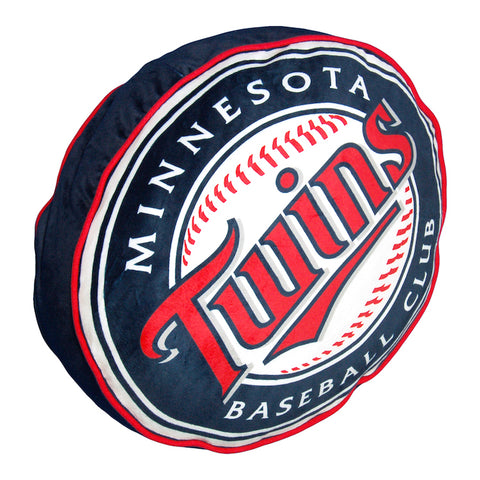Minnesota Twins Cloud Pillow