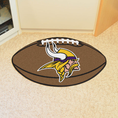 Minnesota Vikings Football Mat