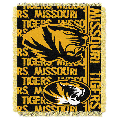 NCAA Missouri Tigers Woven Decorative Tapestry - Bed, Bath, And My Team