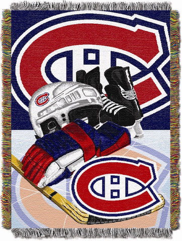 Montreal Canadiens Home Field Advantage Tapestry
