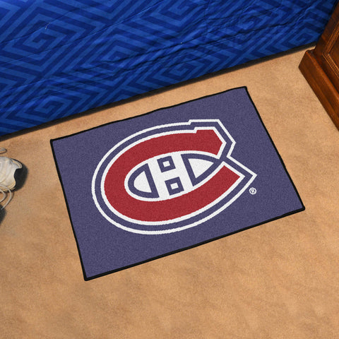 Montreal Canadiens Starter Mat