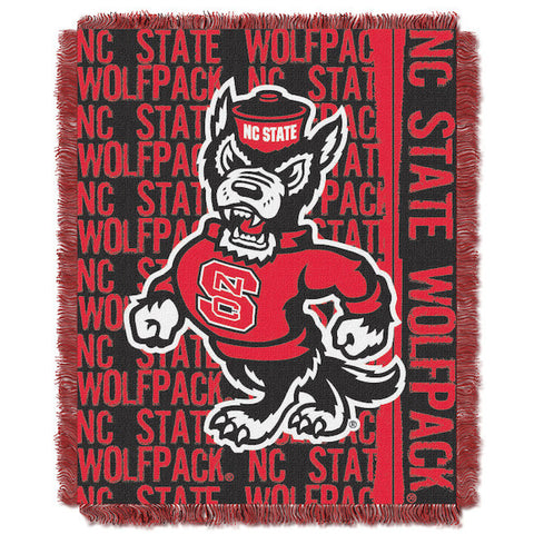 NCAA NC State Wolfpack Woven Decorative Tapestry - Bed, Bath, And My Team